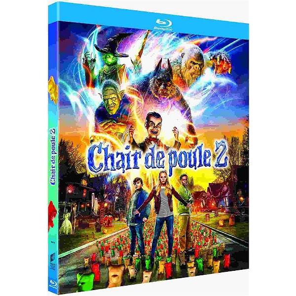 Blu Ray Chair De Poule 2 Les Fantômes Dhalloween Espace