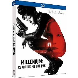 Millenium 2 : ce qui ne me tue pas, Blu-ray