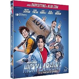 Nicky Larson et le parfum de Cupidon, Blu-ray