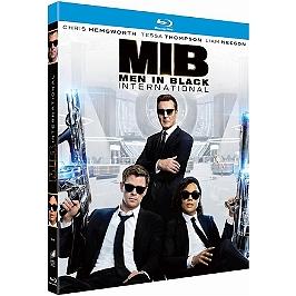 Men in black : international, Blu-ray