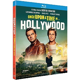 Once upon a time in...Hollywood, Blu-ray