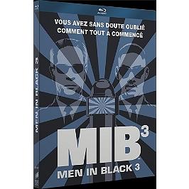 Men in black III, Blu-ray