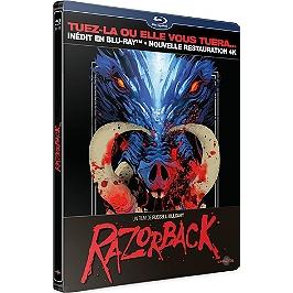 Razorback, Blu-ray
