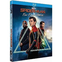Spider-Man : far from home, Blu-ray
