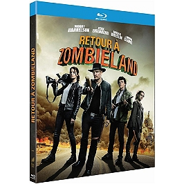 Retour à Zombieland, Blu-ray