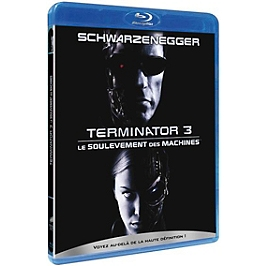 Terminator 3 - le soulèvement des machines, Blu-ray