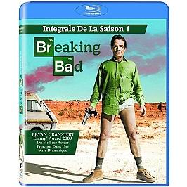 Coffret breaking bad, saison 1, Blu-ray