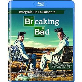 Coffret breaking bad, saison 2, Blu-ray