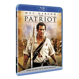 The patriot, Blu-ray