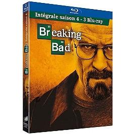 Coffret breaking bad, saison 4, Blu-ray