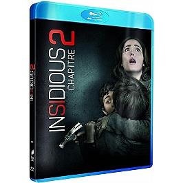 Insidious, chapitre 2, Blu-ray