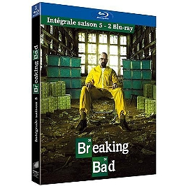 Coffret breaking bad, saison 5, vol. 1, Blu-ray