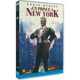 Un prince à New-York, Dvd