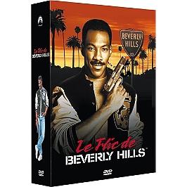 Coffret trilogie le flic de Beverly Hills, Dvd