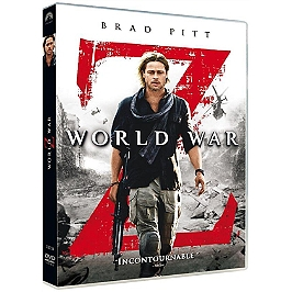 World war Z, Dvd