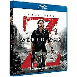 World war Z, Blu-ray