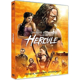 Hercule, Dvd