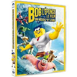 Bob l'éponge - le film : un héros sort de l'eau, Dvd