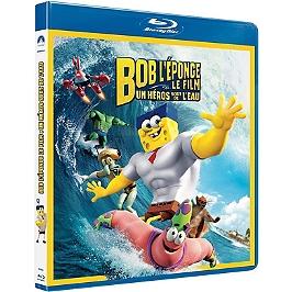 Bob l'éponge, le film : un héros sort de l'eau, Blu-ray