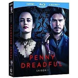 Coffret penny dreadful, saison 1, Blu-ray