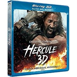 Hercule, Blu-ray 3D