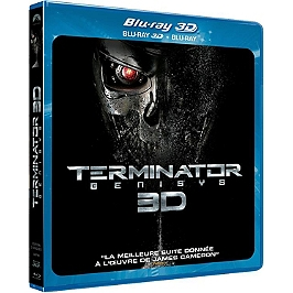 Terminator genisys, édition ultime, Blu-ray 3D