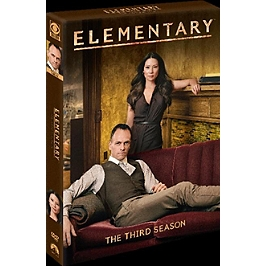 Coffret elementary, saison 3, Dvd