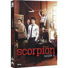 Coffret scorpion, saison 1, Dvd