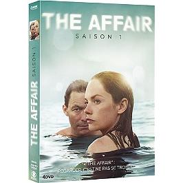 Coffret the affair, saison 1, Dvd