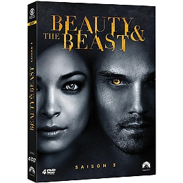 Coffret beauty and the beast, saison 3, Dvd
