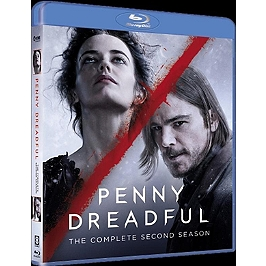 Coffret penny dreadful, saison 2, Blu-ray