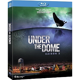 Coffret under the dome, saison 3, Blu-ray