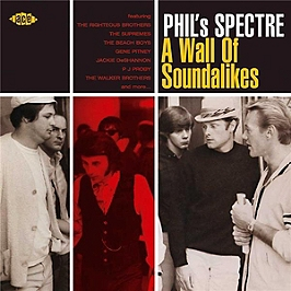 Phil's spectre : a wall of soundalikes, Vinyle 33T