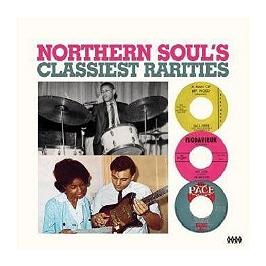 Northern soul classiest rarities, Vinyle 33T