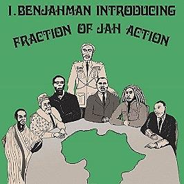 Fraction of Jah action, Vinyle 33T