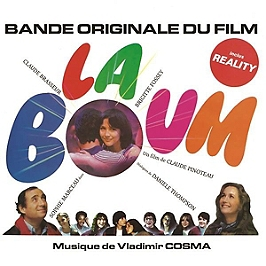 La boum, Vinyle 33T
