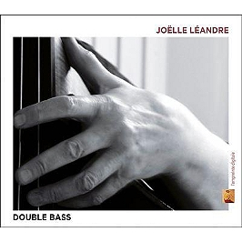 Double bass, CD Digipack