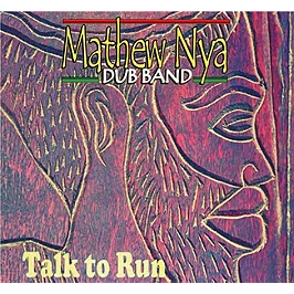 Talk to run, CD Digipack
