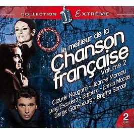 Le meilleur de la chanson française /vol.2, CD Digipack
