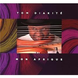 Mon Afrique, CD Digipack