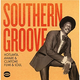Southern groove, CD