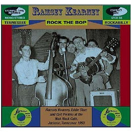 Rock the top-Tennessee rockabilly, CD