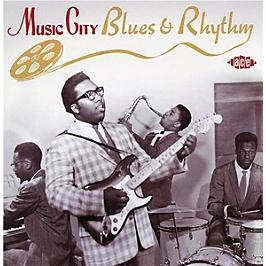 Music city blues and rhythm, CD