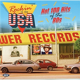Rockin' in the USA hot 100 hits of the 80s, CD