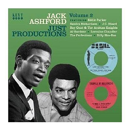 Just productions volume 2, CD