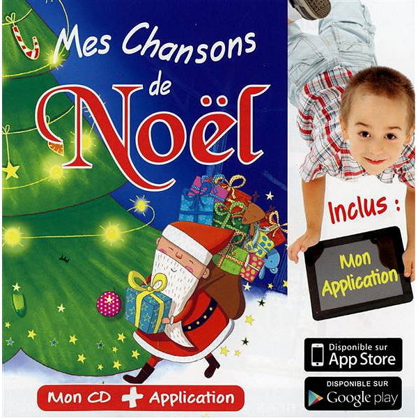 Cd Digipack Mes Chansons De Noël Multi Artistes Espace