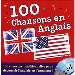 100 chansons en anglais, CD