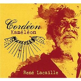 Cordeon kameleon, CD Digipack