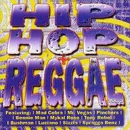 Hip hop + reggae /vol.2, CD