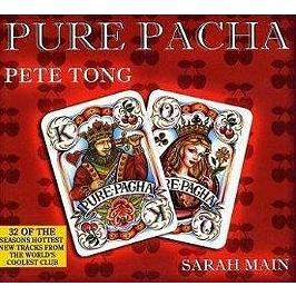 Pure Pacha mixed By Pete Tong & Sarah Main, CD Digipack